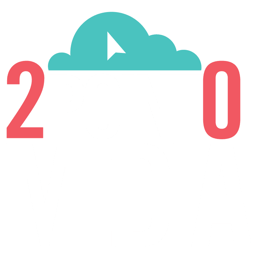 Logo de 2point0media